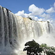 Iguacu Falls Poster