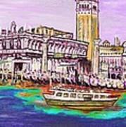 Il Campanile Di San Marco Poster