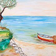 Il Pescatore Solitario Poster