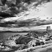 Ile Rousse Tower Poster