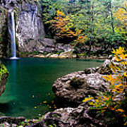 Ilica Waterfall - 2 Poster