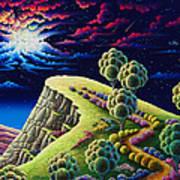 Illumination Point Poster