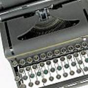 Imagination Typewriter Poster