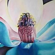 Imogen Flower Poster