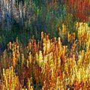 Impressionists Autumn Poster