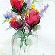 In A Vase Poster