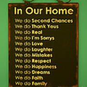 In Our Home Poster