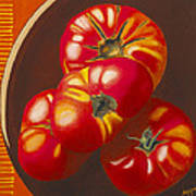 In Search Of The Perfect Tomato Poster
