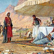 In The Desert Of Mount Sinai Poster