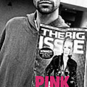 In The Pink Poster by Stephen Norris