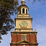 Independence Hall Poster