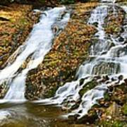 Indian Creek Falls Poster