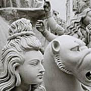 Beautiful Durga Poster