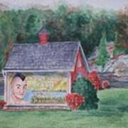 Indian Valley Farm Poster