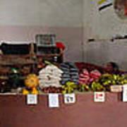 Indoor Market Poster