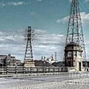 Industrial Detroit Poster
