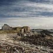 Inishbofin Island Off The West Coast Of Ireland Poster