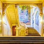 Inside Capitole De Toulouse Poster