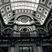 Inside Union Station Poster