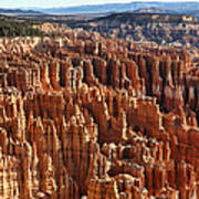 Inspiration Point Bryce Canyon Poster