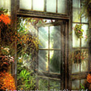 Inspirational - The Door To Paradise - Peter 1-11 Poster