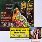 Interpol, Aka Pickup Alley, Us Poster Poster