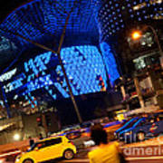 Ion Orchard At Night 01 Poster