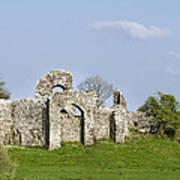 Irish Ruins Poster