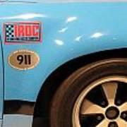Iroc 911 Rsr Poster