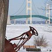 Iron Buoy And Mighty Mac Poster