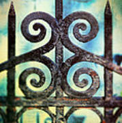 Iron Gate Detail Poster
