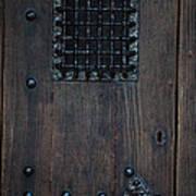 Iron Gate Window Poster