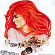 Isadora, Aka The Loves Of Isadora Poster