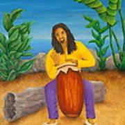 Island Beat Poster