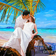 Island Honeymoon Poster