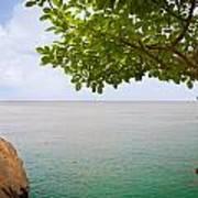 Island Hues Poster