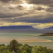 Isles Of Eigg And Rum Poster