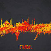 Istanbul Turkey Poster