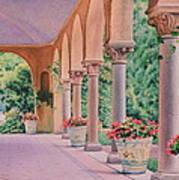 Italian Pavilion Poster