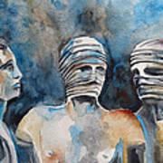 Italian Sculptures 03 Poster