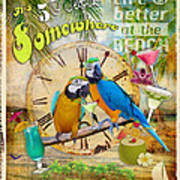 It's 5 O'clock Somewhere Poster