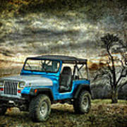 It's A Jeep Thing Poster