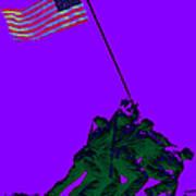 Iwo Jima 20130210m28 Poster by Wingsdomain Art and Photography