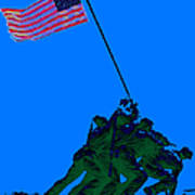 Iwo Jima 20130210m88 Poster by Wingsdomain Art and Photography