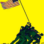 Iwo Jima 20130210p118 Poster by Wingsdomain Art and Photography