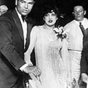Jack Dempsey & Estelle Taylor Poster