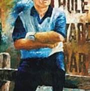 Jack Nicklaus Poster by Christiaan Bekker
