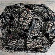 Jackson Pollock Paint By Number Poster