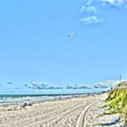 Jacksonville Fl Beach Poster