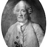 Jacques De Vaucanson (1709-1782) Poster